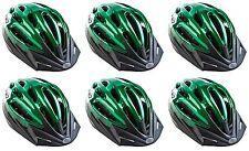 Reebok Fahrradhelm Jugend Grün Gr.54-58 NEU 6er Pack