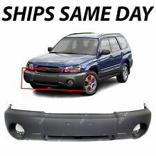 NEW Textured Front Bumper Cover Fascia for 2003-2005 Subaru Forester 2.5X 03-05