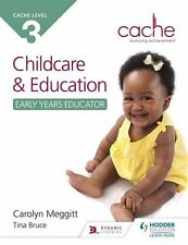 Cache Level 3 Child Care and Education (Early Years Educator) New Paperback Book