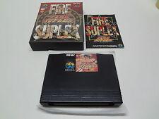 Fire Suplex SNK Neo-Geo AES Japan