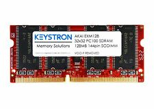 EXM128 128MB RAM MEMORY AKAI MPC500 MPC2500 MPC1000 MPC