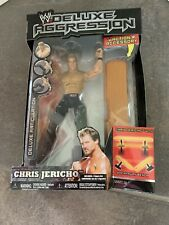 WWE WWF Deluxe Aggression Chris Jericho W Breakaway Bench Series 18
