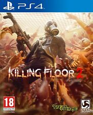 Killing Floor 2 (Playstation 4) NEW & Sealed