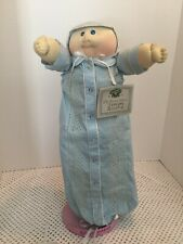 Cabbage Patch Soft Scupture 1985 Preemie Edition Jeffery Quintin