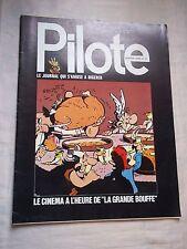 """""""PILOTE no 711"""" (1973) LA GRANDE BOUFFE / LES FABLES PAR JEAN ACHE***"""