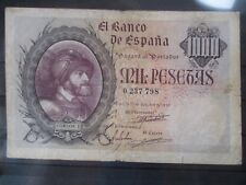 BILLETE DE  500 PESETAS DE 1946  SIN SERIE