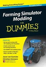 Farming Simulator Modding for Dummies by Van Van Gumster (2014, Paperback)