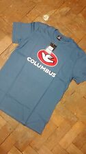 Cinelli Columbus Bleu Fixie Cycle Race Vélo T-Shirt-Medium