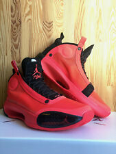 "DS Nike Air Jordan XXXIV 34 45 11 10  ""INFRARED""  Chicago Bulls SE Doncic Zion"