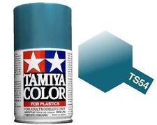 TAMIYA COLORE SPRAY  LIGHT METALLIC BLUE BLU CHIARO METALLIZZATO 100ml  TS54