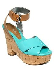 Marc Fisher Sabina Womens Shoes Size 6 Platforms Sandals