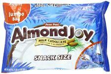 Almond Joy Snack Size Candy Bars, 20.1-Ounce Bag
