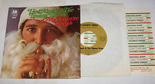 "Herb Alpert 7"" 45 HEAR My Favorite Things A&M The Christmas Song w/PS JUKEBOX"