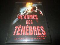 """DVD """"L'ARMEE DES TENEBRES (EVIL DEAD 3)"""" Bruce CAMPBELL / Sam RAIMI - horreur"""