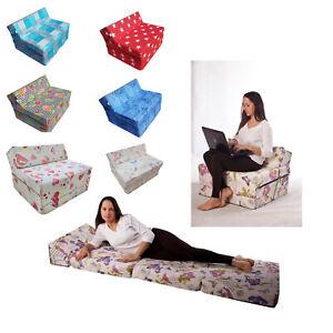 Colchón plegable de espuma cama invitados futon sillón adultos 200 x 70 cm