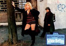 Wilde Betten ORIGINAL Aushangfoto Ursula Andress / Silvia Kristel EROTIK NACKT
