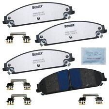 Disc Brake Pad Set-Police Disc Brake Pad Front Bendix PBD1058
