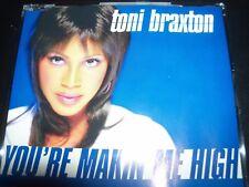 Toni Braxton – You're Makin' Me High David Morales Remixes CD Single – Like New