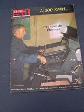 vie du rail 1975 1474 TEE L'ETANDARD RATAHALLINTOKESKUS RHK FEUQUIèRES BOQUIERS
