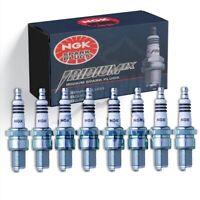 8 pcs NGK V-Power Spark Plugs for 1973-1982 Ford F-100 5.0L 6.6L 7.5L 5.8L gr