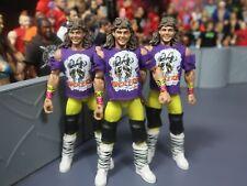 WWE Mattel Legends The Rockers Marty Janetty Lot of 3 (WW Shipping)