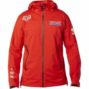 GIACCHETTO FOX HRC ATTACK WATER JACKET RED TG XL