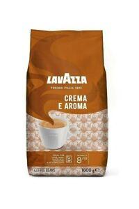 8x1 kg LavAzza Caffè Crema E Aroma Kaffee Bohnen NEU&OVP