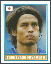 MERLIN-ENGLAND 2006 WORLD CUP- #364-JAPAN-TSUNEVASU MIYAMOTO