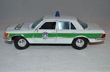 GAMA Super 4431 Mercedes 450 SE polizei 1:24 mint