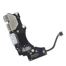 Genuine I/O Board USB HDMI 820-00012-A Macbook Pro 13 A1502 Early 2015 661-02457