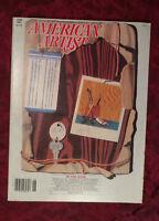 AMERICAN ARTIST June 1982 Edmund Greacen Renee Faure Gary Akers Tom Wesselmann