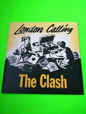 "The CLASH - LONDON CALLING  7"" SINGLE  B NEW REISSUE"
