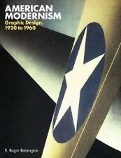 American Modernism: Graphic Design 1920 to 1960 Brand NEW SEALED