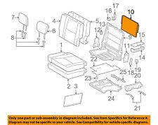 Toyota Genuine 71868-60010-A0 Seat Cushion Shield