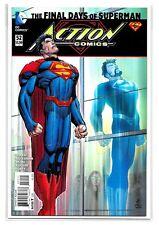 ACTION COMICS #52 - Cover A - John Romita Jr Cover - NM - DC Comics!