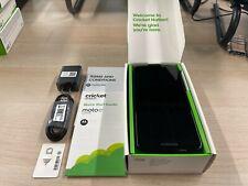 Motorola Moto E5 SUPRA - 32GB - Marine Blue (Cricket Wireless)