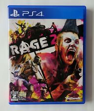 RAGE 2 [ id Software / Avalanche ] PS4 Sony Playstation 4 Multilanguage