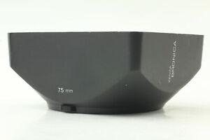 【NEAR MINT】Zenza Bronica Lens Hood E 75mm f/2.8 Zenzanon for ETR ETRS ETRSi #105