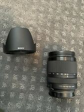 Sony DT 18-135mm F3.5-5.6 SAM Lens SAL18135 A-Mount