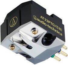 audio-technica AT33PTG/ II 2 low-output Moving-Coil Cartridge AUTHORIZED-DEALER
