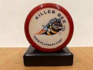 Playmaxx Red Killer Bee YoYo (Red Bumble Bee yo-yo) Super Rare Vintage Unused