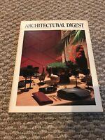 Architectural Digest Magazine November 1980 Nancy Lancaster, Sally Lewis