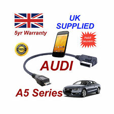 AUDI A5 Series 4F0051510M Cable For LG Google Nexus 4 MICRO USB Audio connection