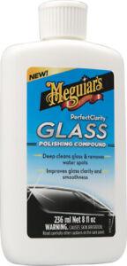 Meguiar's Perfect Clarity Glass Compound Politur  236 ml   Auto Glasreiniger