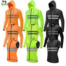 Sports Jacket Breathable Men Windbreaker Windproof Running Reflective Jackets