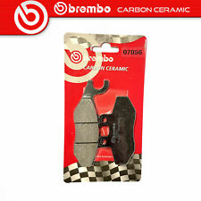 Pastiglie freno Brembo Posteriori Gilera GP 800 anno dal 2007 07056