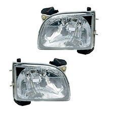 01-04    TOYOTA TACOMA  HEADLIGHTS FRONT LAMPS PAIR SET