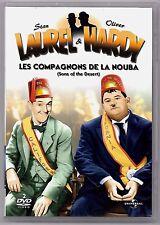 COFFRET 2 DVD / LAUREL & HARDY LES COMPAGNONS DE LA NOUBA