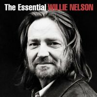 Willie Nelson - The Essential Willie Nelson [CD]