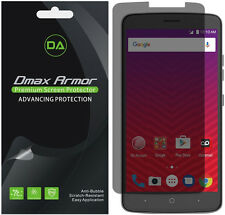 2-Pack Dmax Armor Privacy Anti-Spy Screen Protector for ZTE Max XL